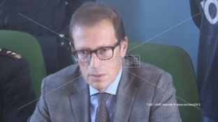 Eugenio Facciolla, procuratore a Castrovillari