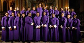 Il famoso coro gospel