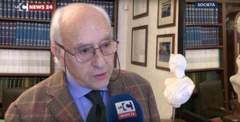 Natuzza, si dimette il presidente della Fondazione: «Interessi che non c'entrano con la religione» (VIDEO)