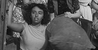 """""""Faccetta nera"""" era calabrese: la storia di Isabella, la donna di origine somala che recitò con Raf Vallone"""