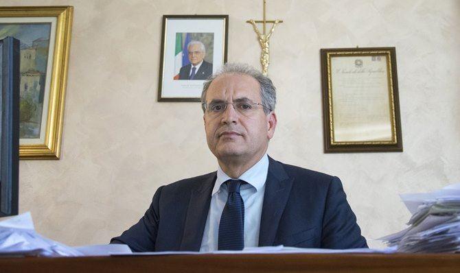 Paolo Mascaro,sindaco di Lamezia Terme