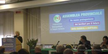 Assemblea Pd a Reggio, assenti Roccisano e Marcianò. Romeo: «Chi non c'è oggi non ci rappresenta»