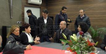 Il tour calabrese del vice ministro Bellanova