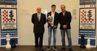 Premiazione a Cosenza
