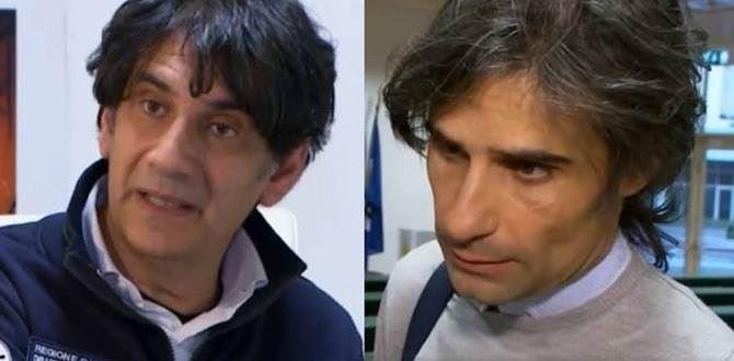 Carlo Tansi e Gianluca Tedesco