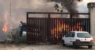 Il Vibonese assediato dalle fiamme, oltre 70 gli interventi in meno di due giorni