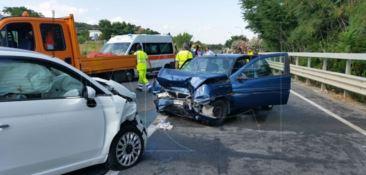 Statale 106, incidente nel Catanzarese