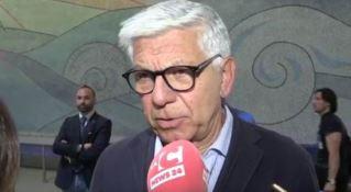 Il presidente di Sacal, Arturo De Felice