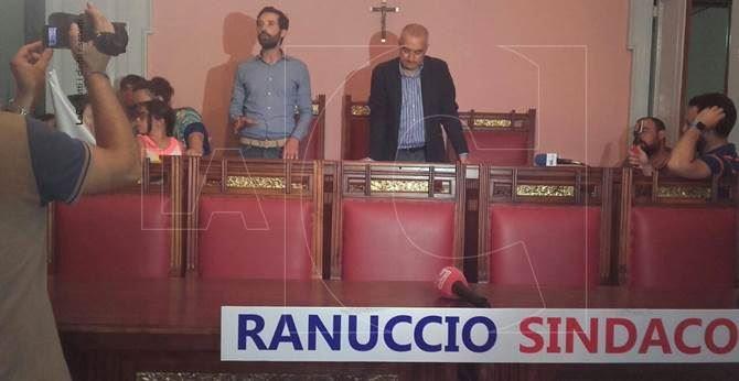 Palmi, Ranuccio eletto sindaco