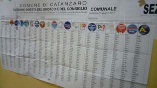 AMMINISTRATIVE A CATANZARO | I candidati al voto (FOTO)