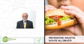 Prevenire l'obesità: il WhatsApp di Vincenzo Capilupi