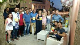 Manifestazione a Ricadi