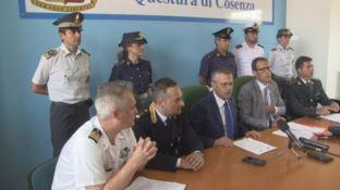 Sbarco di migranti a Corigliano, arrestati tre scafisti