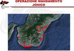 Mandamendo Ionico: chiesto il rinvio a giudizio per 215 indagati