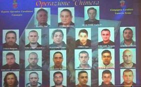 """'Ndrangheta: processo """"Chimera"""" ai clan di Lamezia, 34 condanne"""