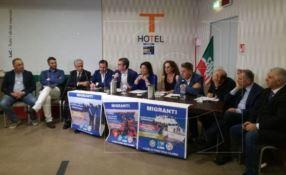 Forza Italia promuove una petizione contro gli sbarchi da record e un consiglio regionale straordinario