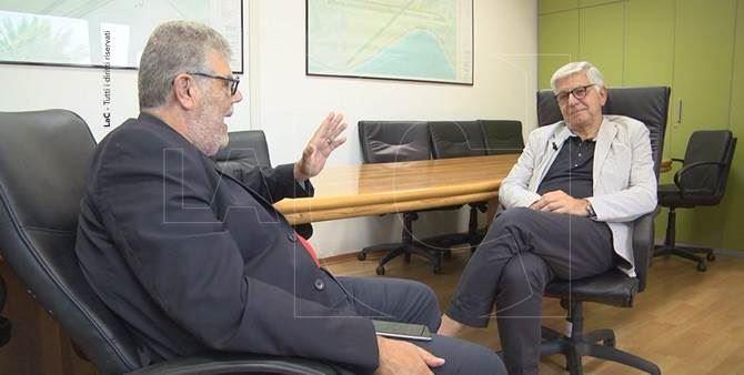 Pasquale Motta e Arturo De Felice