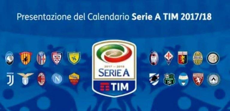 Nuovo Calendario Serie A.Calendario Serie A 2017 2018 Juve Milan Alla Prima