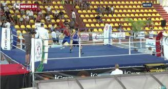 Rossano, boxe