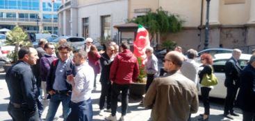 Catanzaro, sindacati in piazza contro la reintroduzione dei voucher