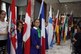 Festa dell'Europa, a Cosenza cerimonia dell'amministrazione comunale con le scuole