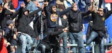 Ultras allo stadio - Repertorio
