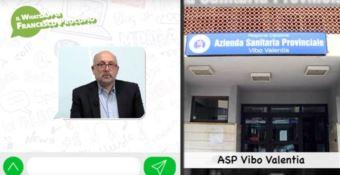"""""""L'Asp di Vibo al servizio dei cittadini"""": il WhatsApp di Francesco Procopio"""