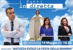 Paravati celebra la festa di mamma Natuzza (LIVE)