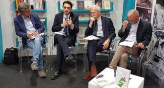 La presentazione del libro al Salone Internazionale di Torino