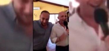 Elezioni a Catanzaro: il candidato Celia ripreso con due presunti boss (VIDEO)