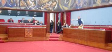 Catanzaro, Consiglio comunale