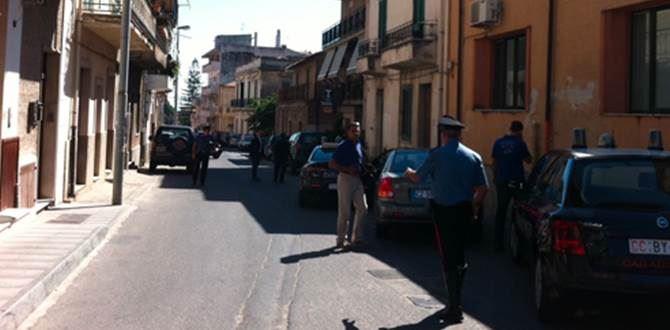 Omicidio Canale a Reggio