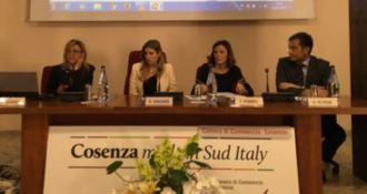 Focus sul management alla Camera di commercio di Cosenza (VIDEO)