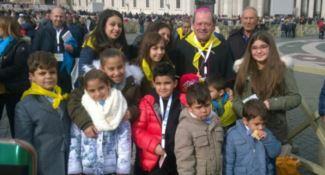 I bambini diabetici incontrano il Papa. Il vescovo di Locri: «Avanti senza paura»