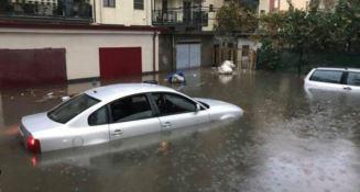 Temporali, grandinate e vento: allerta meteo in Calabria (FOTO/VIDEO)