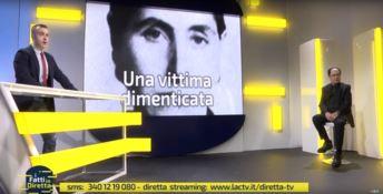 Il ricordo dell'inferno di Rosina nella giornata contro la violenza sulle donne (VIDEO)