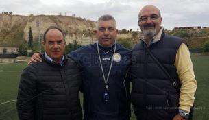 ReggioMediterranea-choc, l'allenatore Natale Iannì arrestato ieri allo stadio