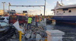 Traghetto contro la banchina, un black out ha causato l'incidente (VIDEO)