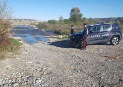 Reati ambientali nella valle dell'Esaro, quattro deferiti