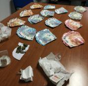 Sigilli al market della droga, quattro provvedimenti cautelari eseguiti nel Cosentino