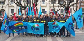 """Il 10 novembre Vigili del fuoco in piazza a Cosenza per protestare """"contro le ingiustizie"""""""