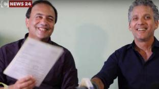 Caso Riace, Fiorello su Lucano: «Lo sento ancora forte e determinato»
