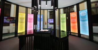 La mostra inaugurata
