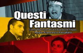 """""""Questi fantasmi"""" all'Universitá della Calabria"""