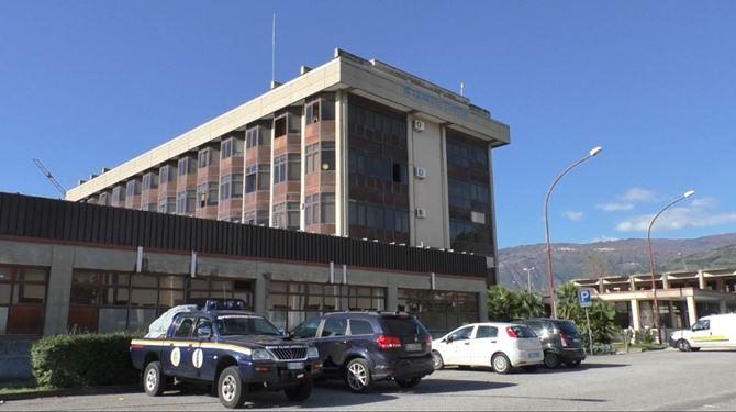 Il municipio di Lamezia
