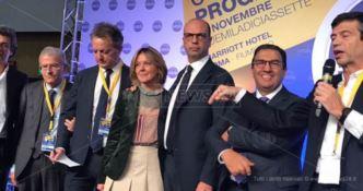 CONFERENZA NAZIONALE AP   Lupi: «Siamo la forza della responsabilità»