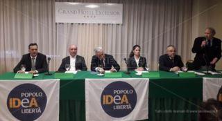 I moderati di centrodestra a raccolta da Quagliariello. Assente il senatore Bilardi (VIDEO)