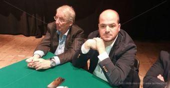 Ernesto Magorno e Luigi Guglielmelli