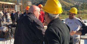 Scuole sicure, il tour di Oliverio per visitare gli istituti oggetto dei lavori (VIDEO)