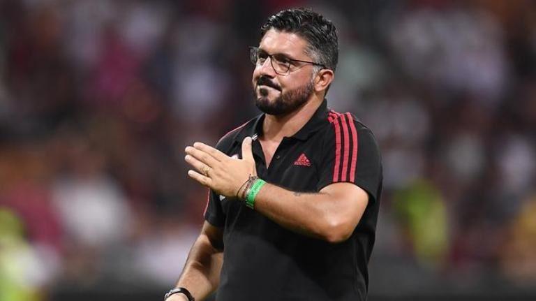 Rino Gattuso, calciatore e allenatore